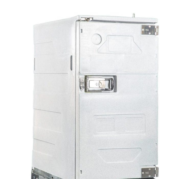 Contenitori refrigerati 760 litri autoalimentati