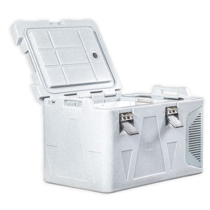 Contenitore refrigerato piccolo da 56 litri